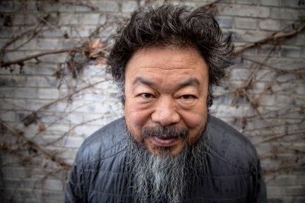 """Chinese artist """"Ai Weiwei"""""""